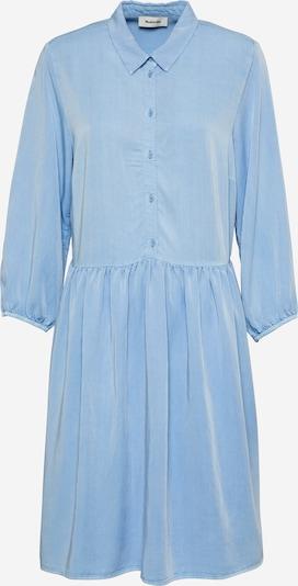 Rochie tip bluză 'Irwin' modström pe albastru fum, Vizualizare produs