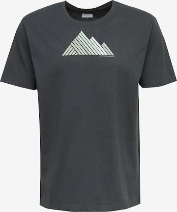 Lakeville Mountain T-Shirt in Blau
