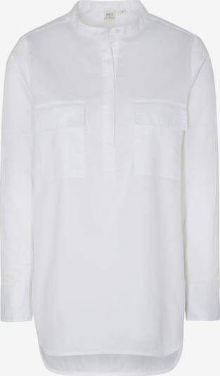 ETERNA Langarm Bluse in weiß, Produktansicht