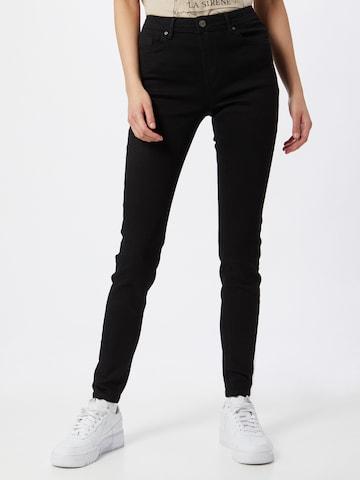 Soft Rebels Jeans i svart