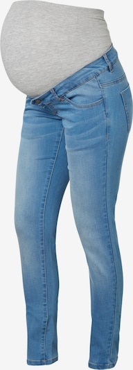 MAMALICIOUS Jeans 'FIFTY 004' i blue denim, Produktvisning