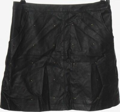 HOLLISTER Kunstlederrock in S in schwarz, Produktansicht