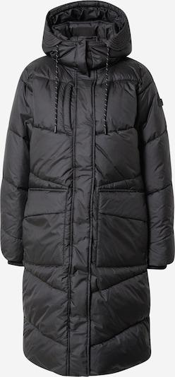 TOM TAILOR DENIM Between-Seasons Coat 'Arctic' in Black, Item view