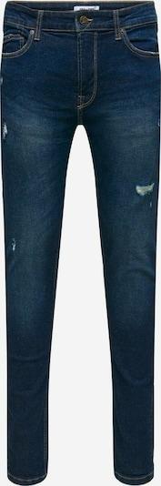 Only & Sons Jeans in de kleur Blauw denim, Productweergave