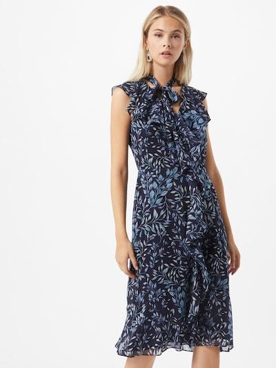 Lauren Ralph Lauren Robe en bleu, Vue avec modèle