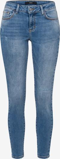 zero Skinny in blau, Produktansicht