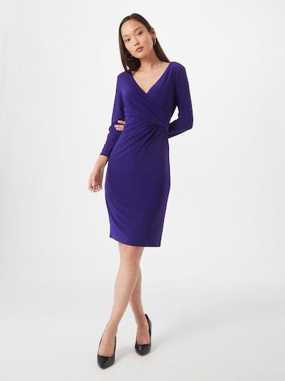 Lauren Ralph Lauren Kleid 'Cleora' in lila, Modelansicht