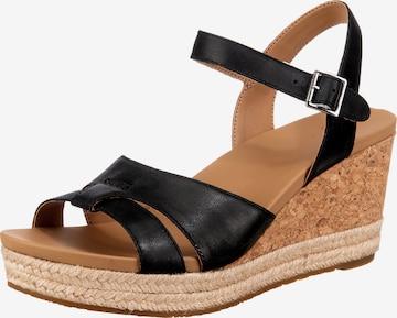 Sandale 'Cloverdale' de la UGG pe negru