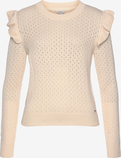 Pepe Jeans Pullover in beige, Produktansicht