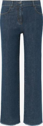 DAY.LIKE 7/8-Jeans-Culotte in blau, Produktansicht