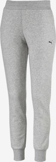 PUMA Sportbroek in de kleur Grijs gemêleerd, Productweergave