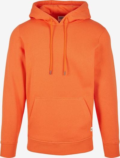 Urban Classics Sweatshirt in de kleur Sinaasappel, Productweergave