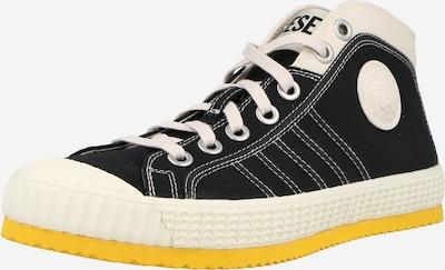 DIESEL Sneaker in schwarz / weiß, Produktansicht