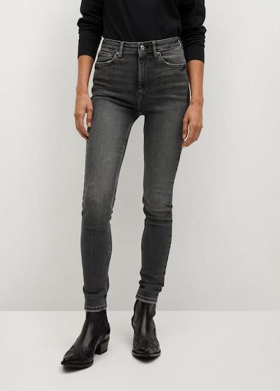 MANGO Jeans 'Soho' in de kleur Grey denim, Modelweergave