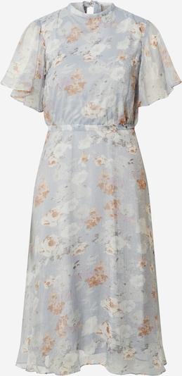 VILA Kleid 'Parisa' in hellblau / mischfarben, Produktansicht