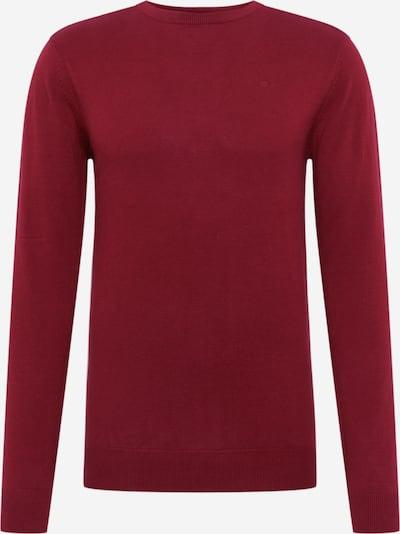 Petrol Industries Sweter w kolorze karminowo-czerwonym, Podgląd produktu