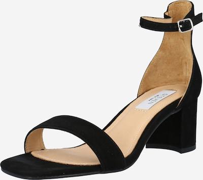 Sandale cu baretă 'ROSALYNN' Steven New York pe negru, Vizualizare produs