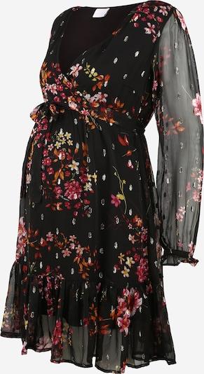 MAMALICIOUS Obleka | mešane barve / črna barva, Prikaz izdelka