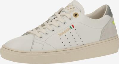 PANTOFOLA D'ORO Sneaker in neongelb / weiß, Produktansicht