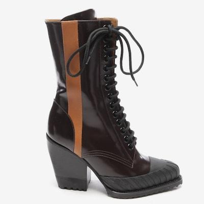 Chloé Stiefel in 37,5 in dunkelbraun, Produktansicht