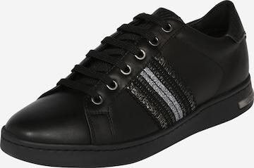 Sneaker low 'D JAYSEN' de la GEOX pe negru