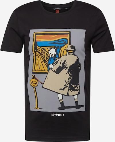 ANTONY MORATO T-Shirt in mischfarben / schwarz, Produktansicht