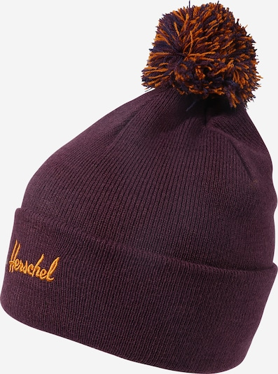 Herschel Kapa 'Aden Pom' u ljubičasto crvena / narančasta, Pregled proizvoda
