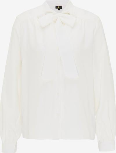 DreiMaster Klassik Blouse in White, Item view