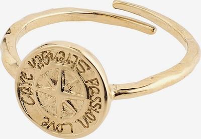 Pilgrim Pierścionek 'Gerda' w kolorze złotym, Podgląd produktu