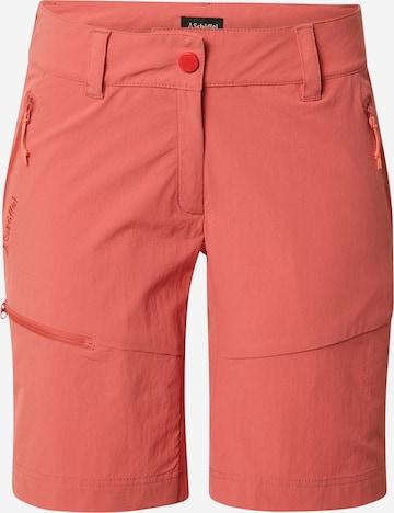 Schöffel Vabaajapüksid 'Toblach2', värv roosa