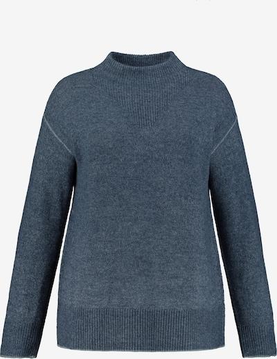 Ulla Popken Pullover in blau, Produktansicht