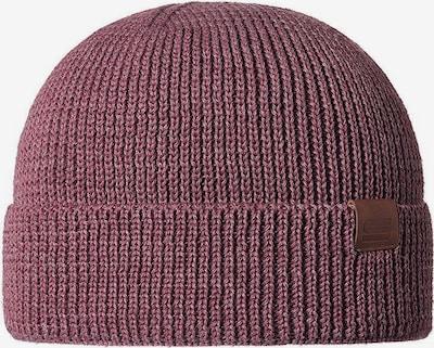 STÖHR Mütze in burgunder, Produktansicht