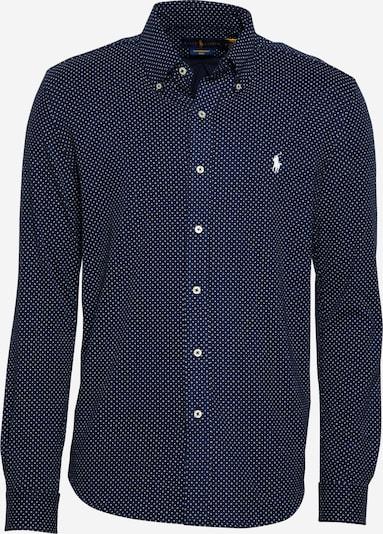 POLO RALPH LAUREN Košulja 'LSFBBDM3' u plava / bijela, Pregled proizvoda