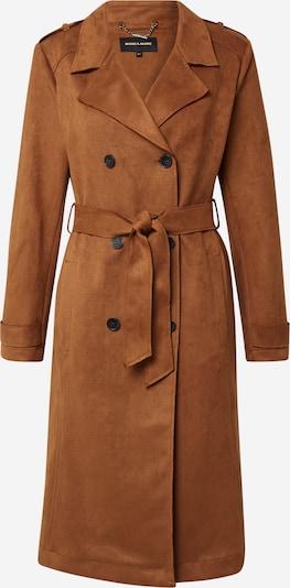 MORE & MORE Prechodný kabát 'Alcantara' - hnedá, Produkt