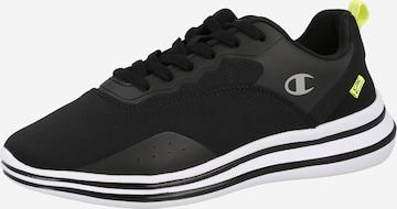 Champion Authentic Athletic Apparel Αθλητικό παπούτσι 'NYAME' σε μαύρο