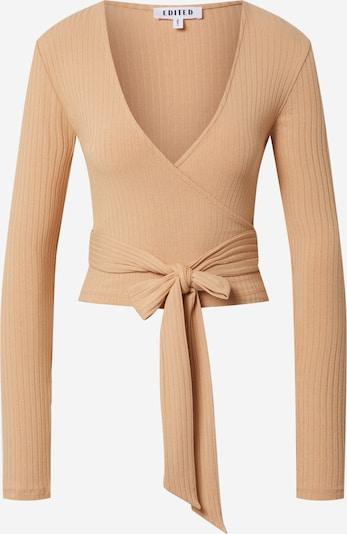 EDITED Shirt 'Sabrina' in de kleur Sand, Productweergave