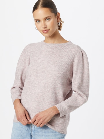 ONLY Sweater 'Angala' in Purple