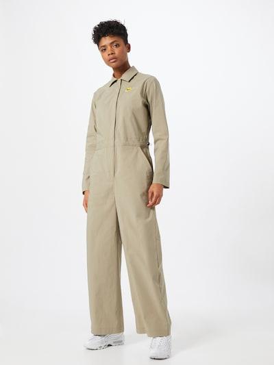 Nike Sportswear Jumpsuit i grøn, Modelvisning
