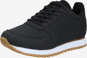 WODEN Sneakers 'Ydun Croco II' in Black