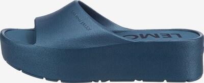 LEMON JELLY Pantolette in dunkelblau, Produktansicht