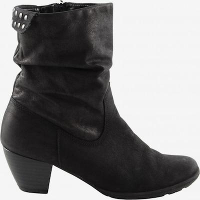 Zanon & Zago Absatz Stiefel in 37 in schwarz, Produktansicht