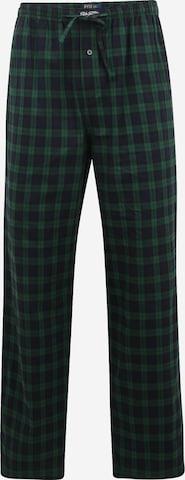 Polo Ralph Lauren Pyjamabroek in Blauw