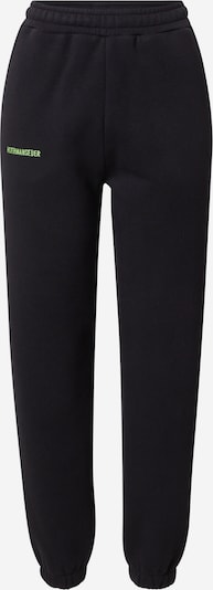 Hoermanseder x About You Pants 'Kitty' in Black, Item view