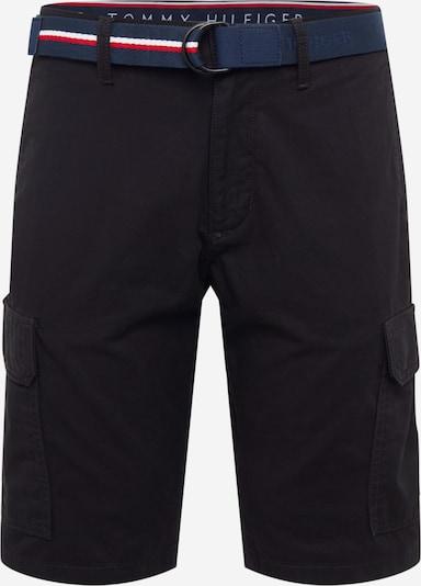 Laisvo stiliaus kelnės 'John' iš TOMMY HILFIGER, spalva – juoda, Prekių apžvalga