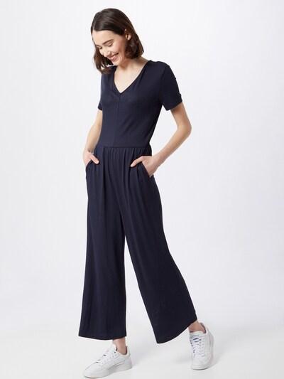 Tuta jumpsuit ESPRIT di colore navy, Visualizzazione modelli