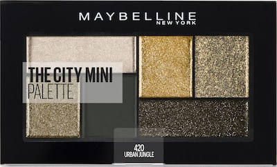MAYBELLINE New York Lidschatten-Palette 'The City Mini' in mischfarben, Produktansicht