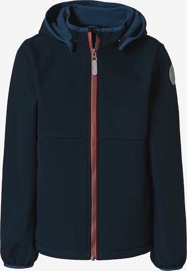 NAME IT Jacke 'Malta' in nachtblau / rot, Produktansicht