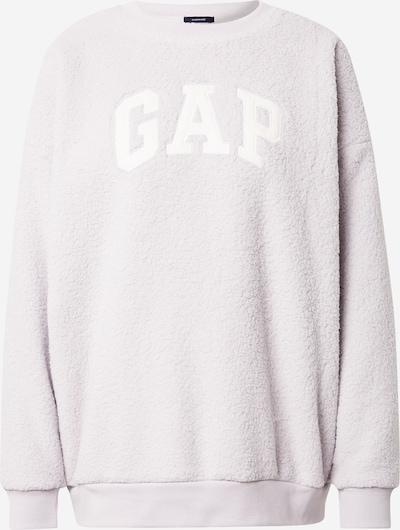 GAP Μπλούζα φούτερ σε λιλά παστέλ / λευκό, Άποψη προϊόντος