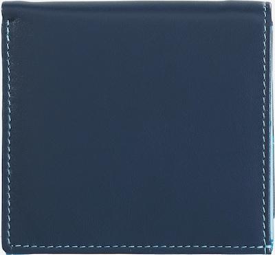 DuDu Portemonnaie 'Flavio' in dunkelblau / mischfarben, Produktansicht