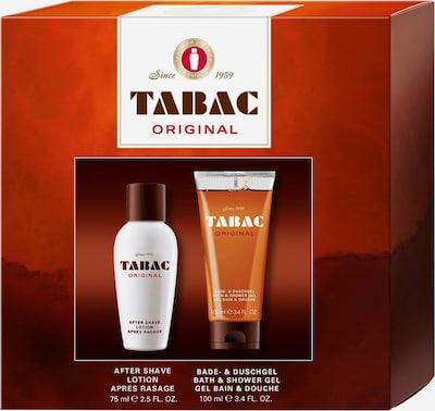 Tabac Rasierwasser  und Duschgel Set 'Geschenkset' in transparent, Produktansicht